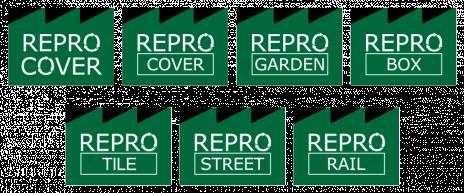 Sub-brand logo's